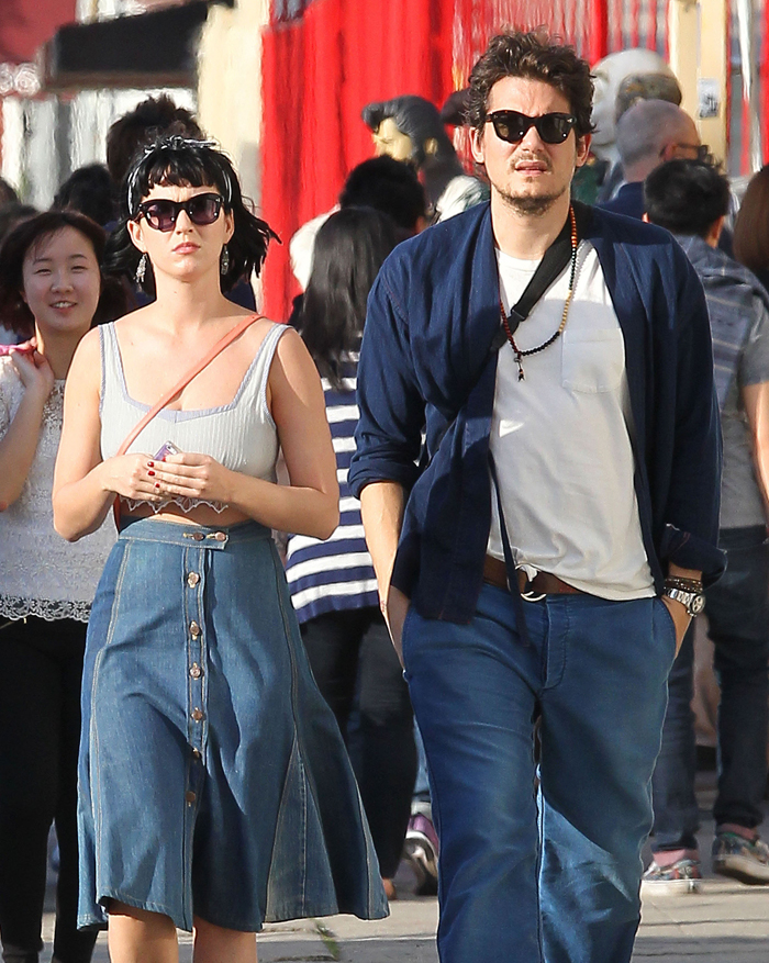 Katy Perry And John Mayer Hookup Again