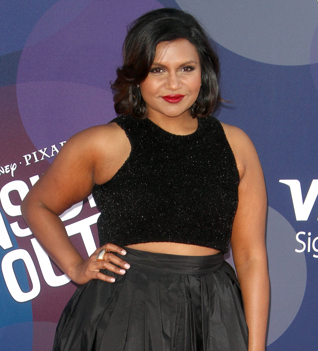Mindy Kaling: 'Confidence Is Just