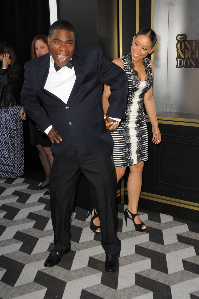 Tracy Morgan married Megan Wollover as he continues ...