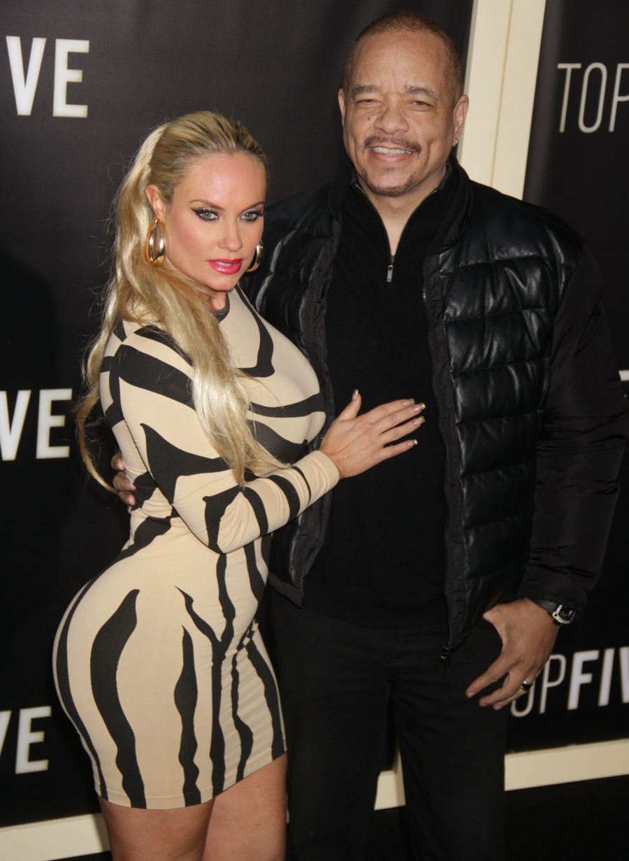 submissive slave Ice-T and Coco have been getting a lot of press this month because they have a new talk show, plus they keep talking about their pregnancy and marriage.
