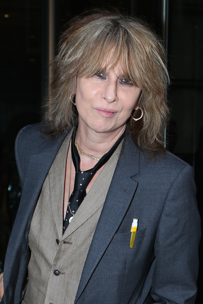 chrissie hynde young photos