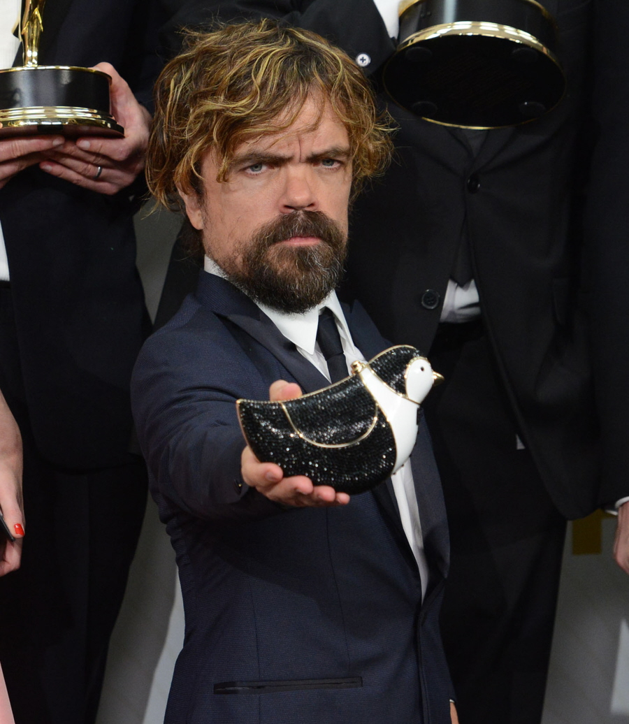 peter dinklage the mighty eagle song