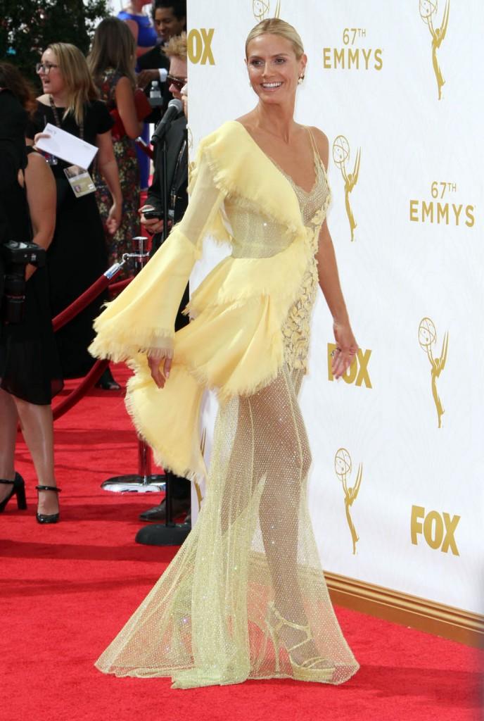 The 67th Annual Primetime Emmy Award-Arrivals in LA