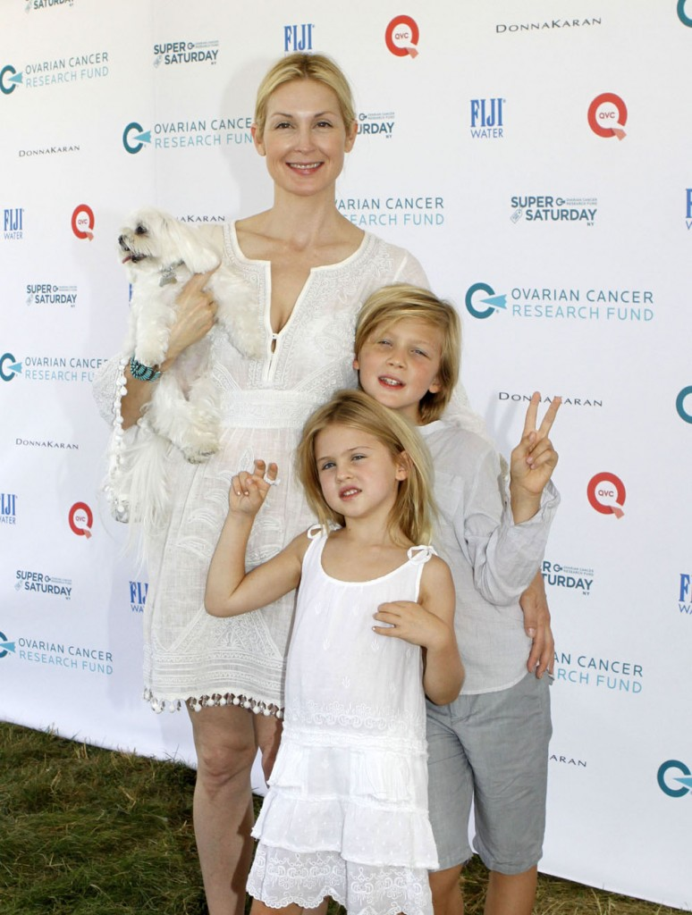 Kelly Rutherford Ordered To Give Back Her Children To Ex In Monaco **FILE PHOTOS**