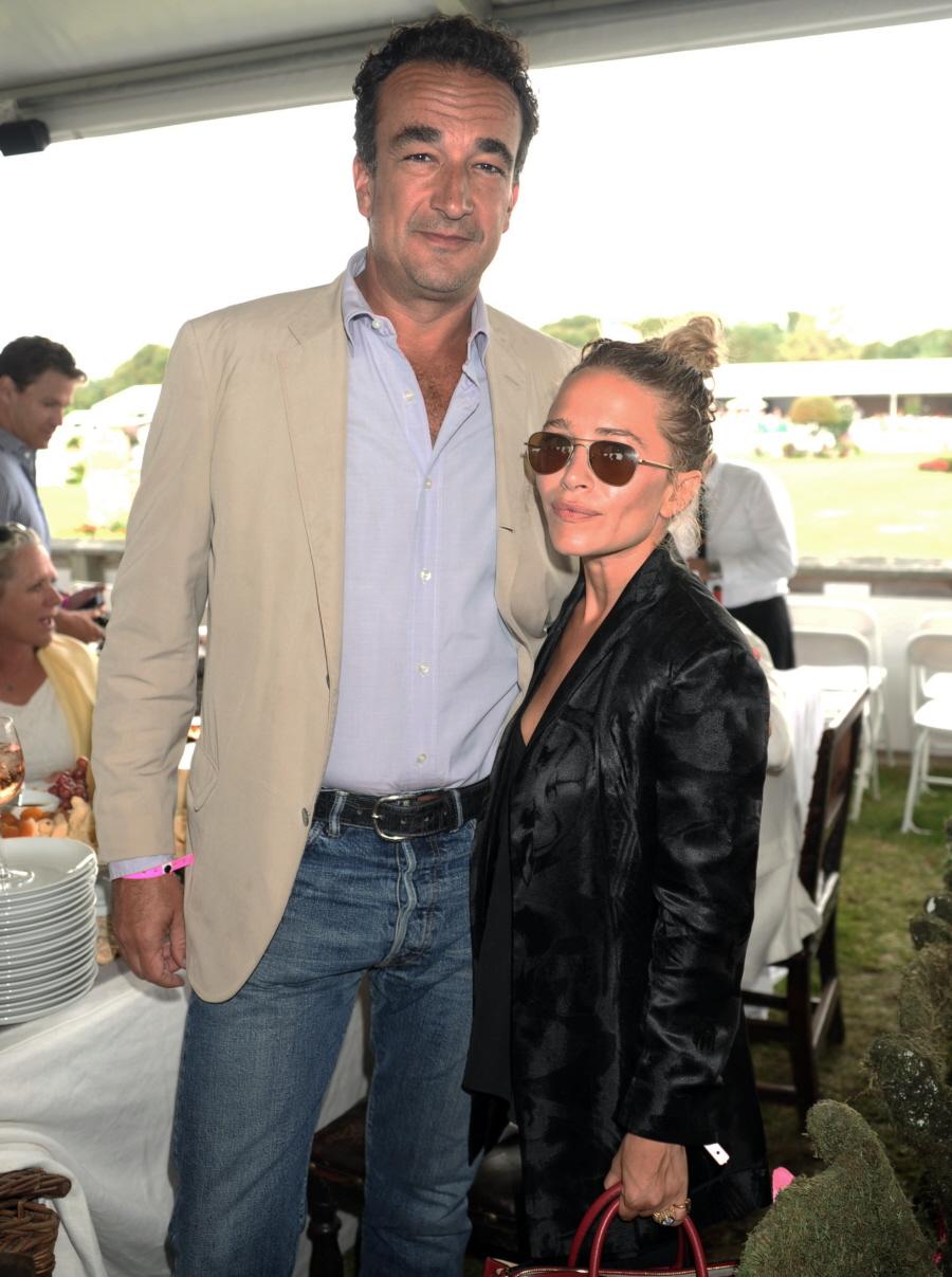 Cele Bitchy Mary Kate Olsen 29 Married Olivier Sarkozy