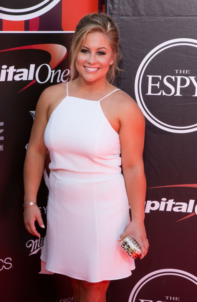 Cele Bitchy Olympian Shawn Johnson Gaining Weight
