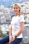 Exclusive... Kelly Rutherford Doing A Photoshoot For The Blue Ocean Film Festival