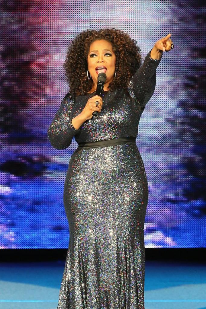 'An Evening With Oprah' In Brisbane, Australia