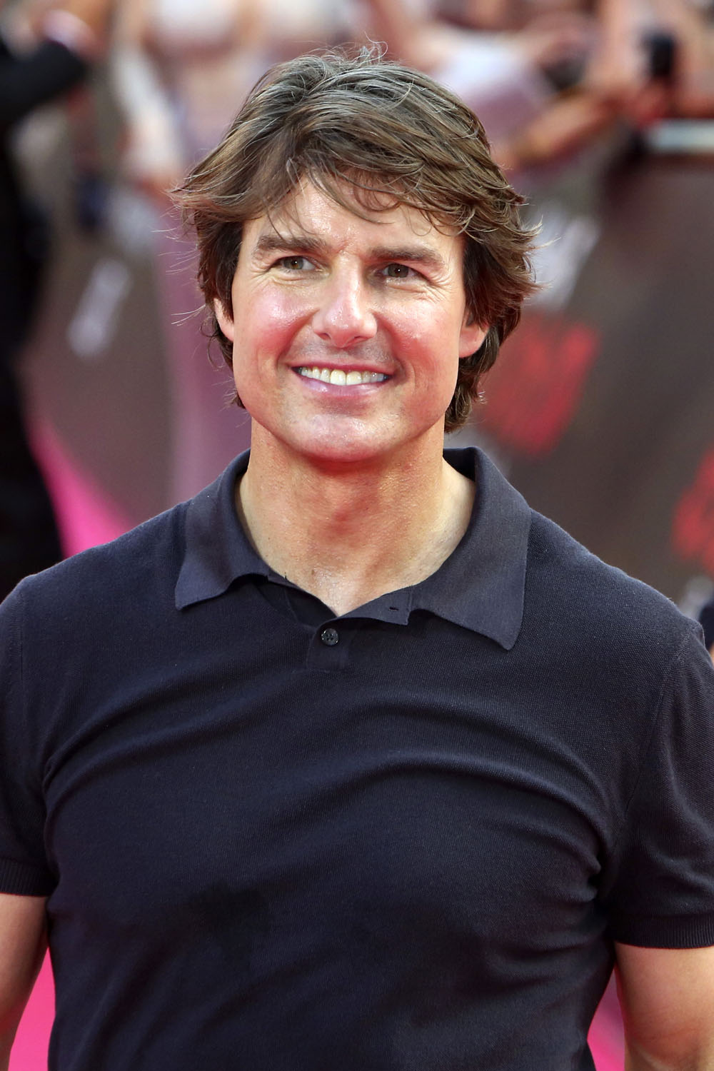 Cele|bitchy | Tom Cruise & Scientology leader David ... Tom Cruise