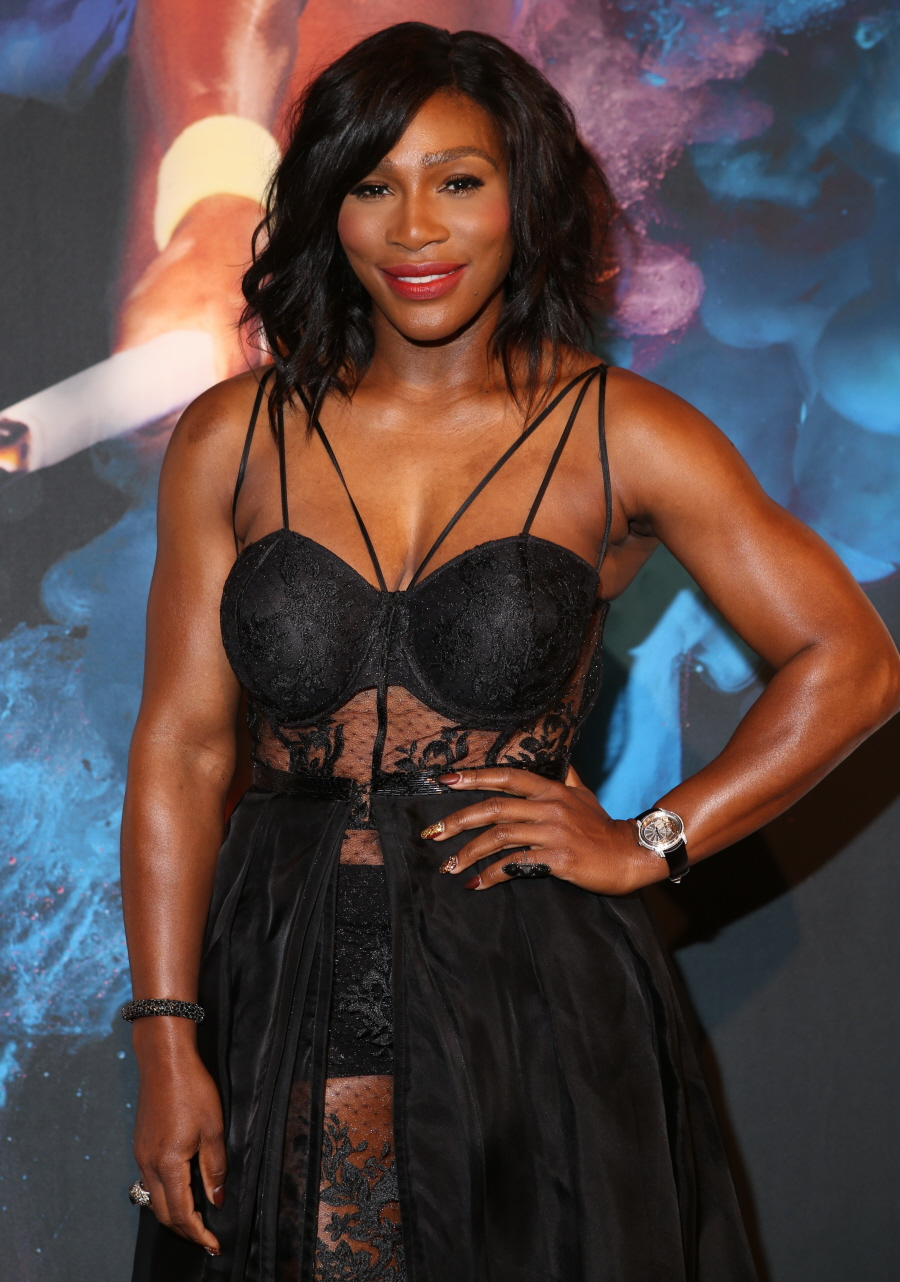 Cele bitchy why is serena williams si sportsperson of the year