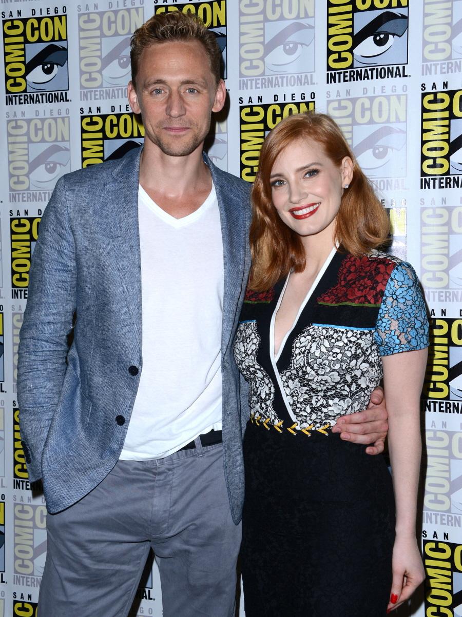 Tom Hiddleston Girlfriend 2014 Cele|bitchy | Star: To...
