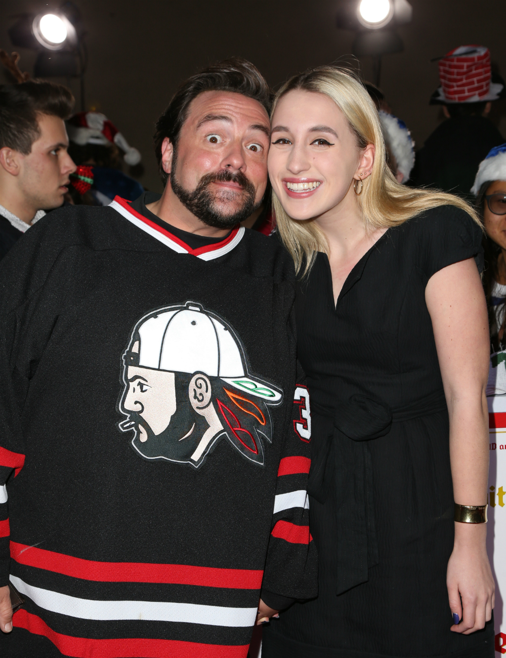 Cele|bitchy | Kevin Smith gives daughter, Harley Quinn ... Kevin Smith Daughter