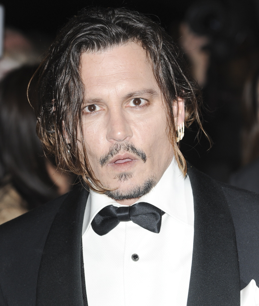 Cele bitchy was johnny depp completely sauced during his appearance