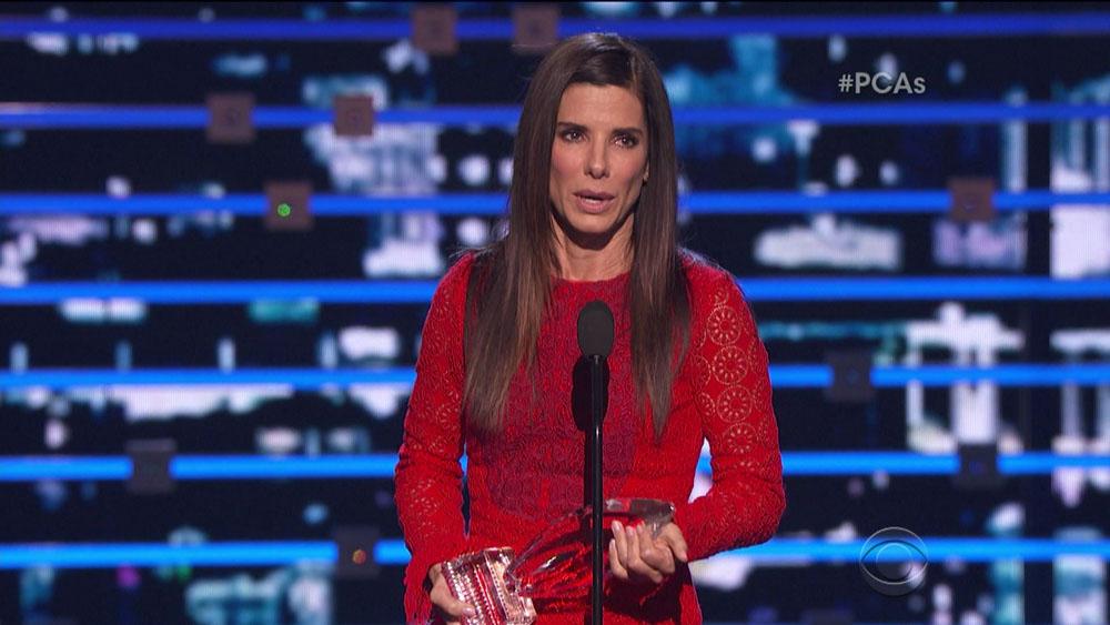 People's Choice Awards 2016 as seen on CBS