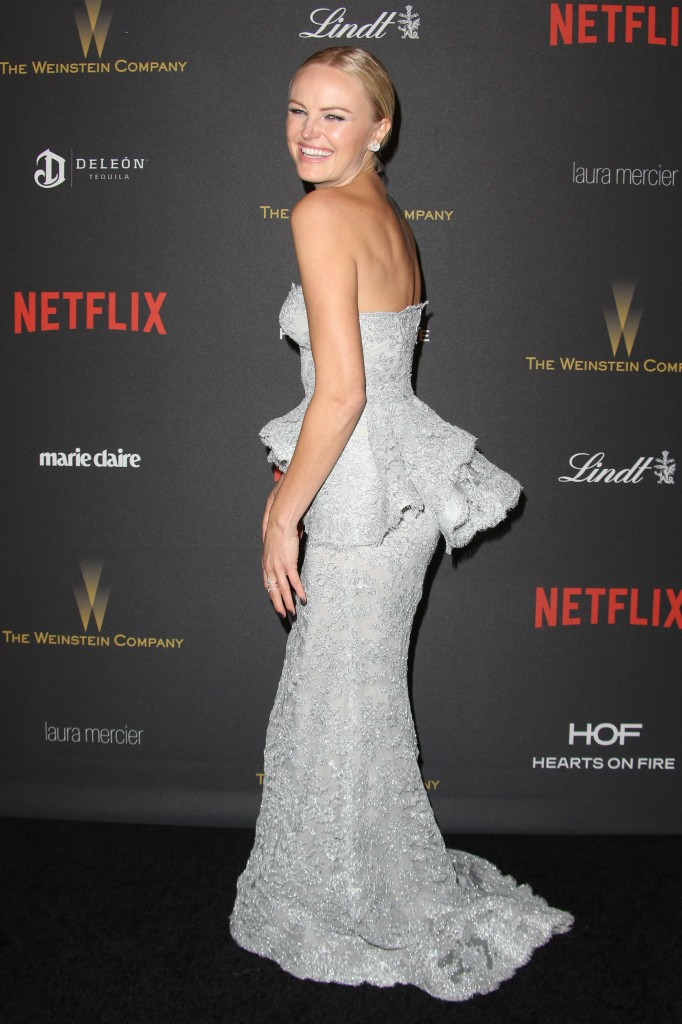 The Weinstein Company and Netflix 2016 Golden Globes After Party