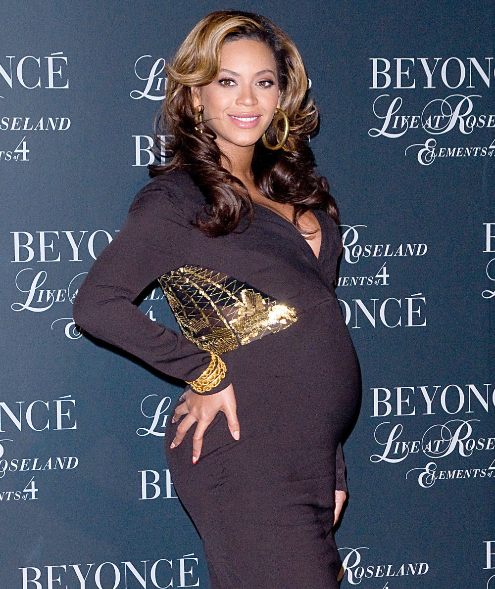 Pics Of Beyonce Pregnant 53