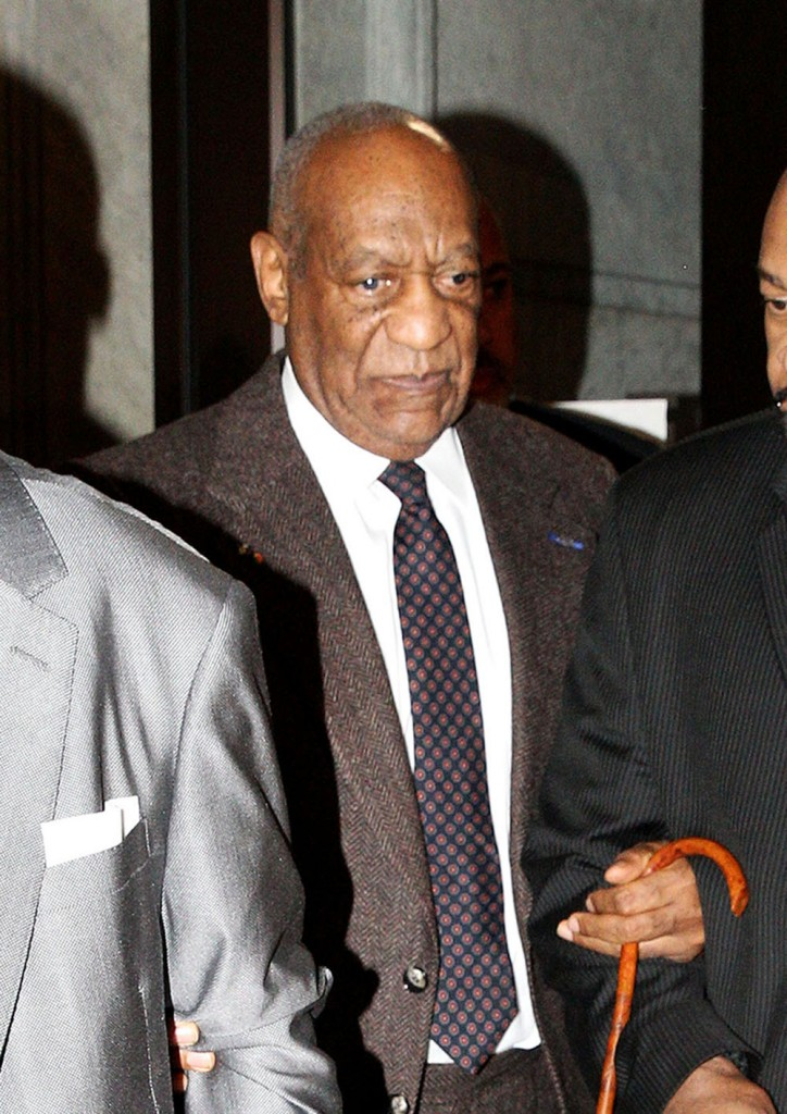 Bill Cosby Leaves Preliminary Court Hearing