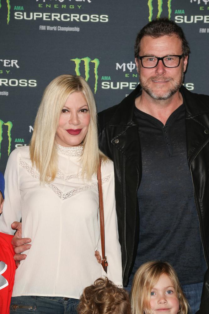 Monster Energy Supercross Celebrity Night at Angel Stadium in Anaheim - January 23, 2016
