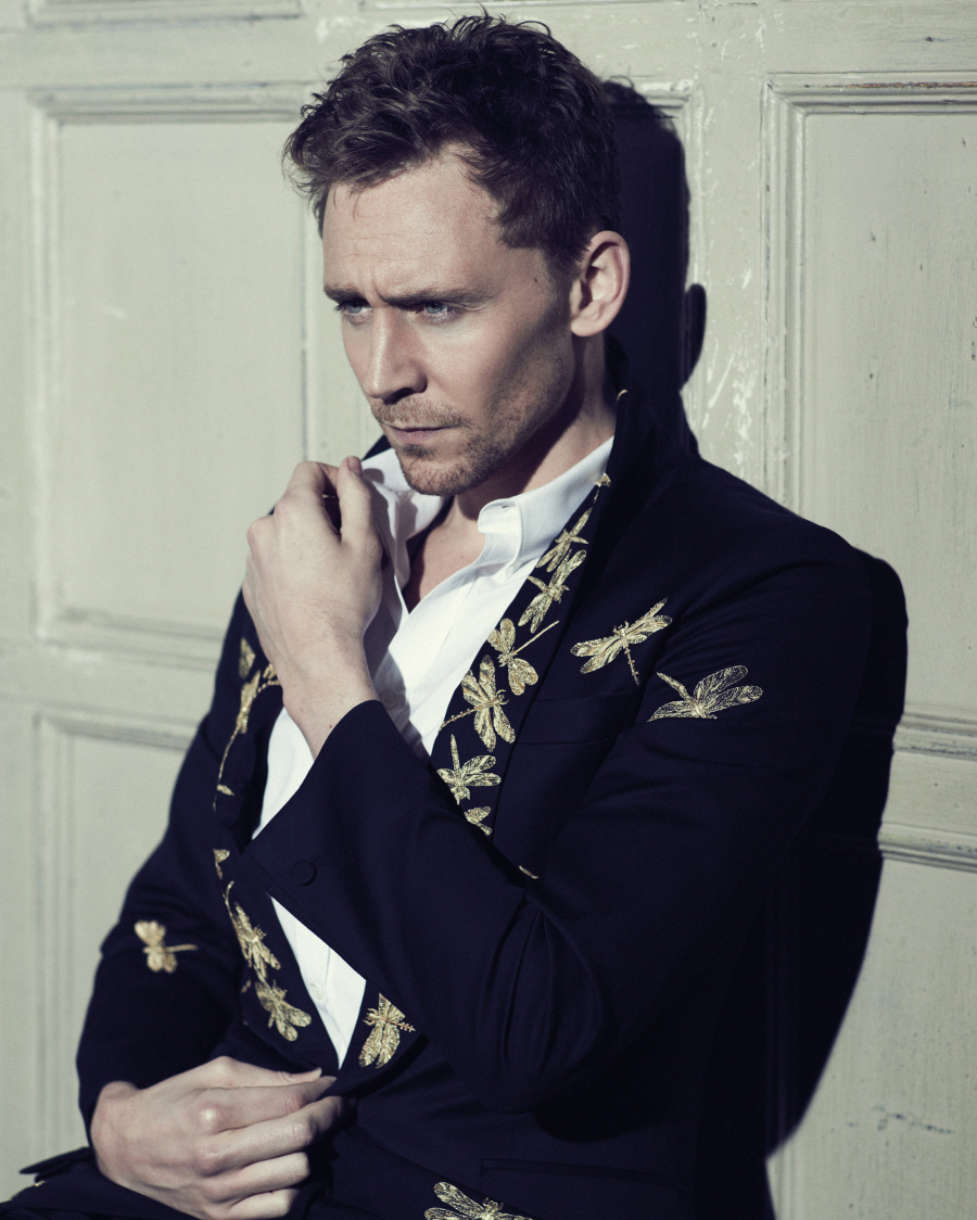 tom hiddleston interview