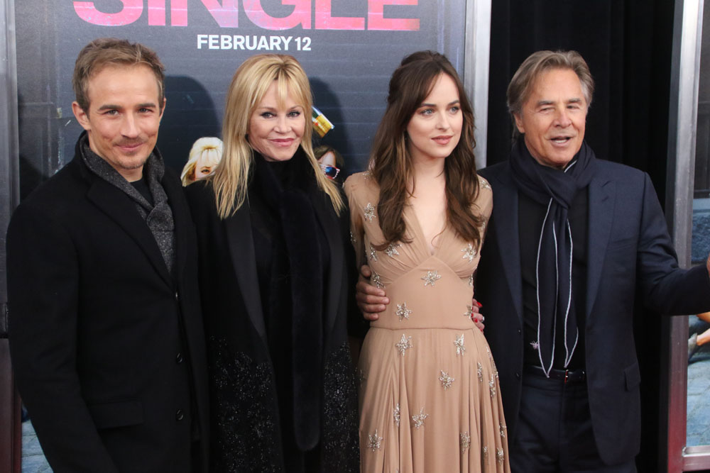 New York premiere of 'How To Be Single'