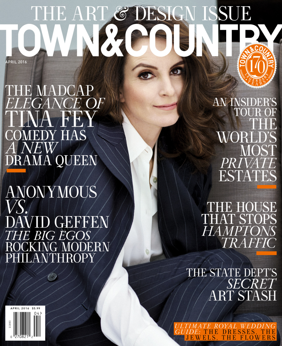Tina Fey: Women In Comedy 'are Hustling
