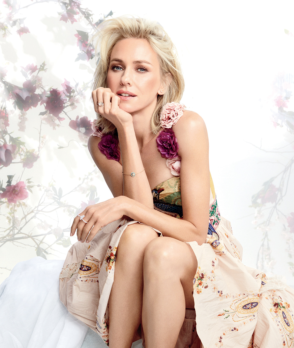 Cele|bitchy | Naomi Watts: 'Relationships are hard whether ... Naomi Watts