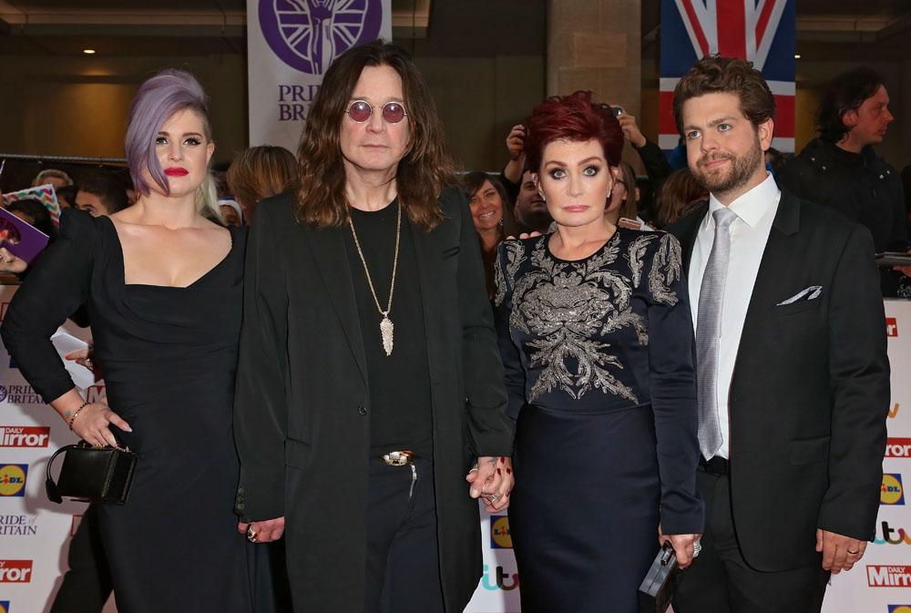 Pride of Britain Awards arrivals