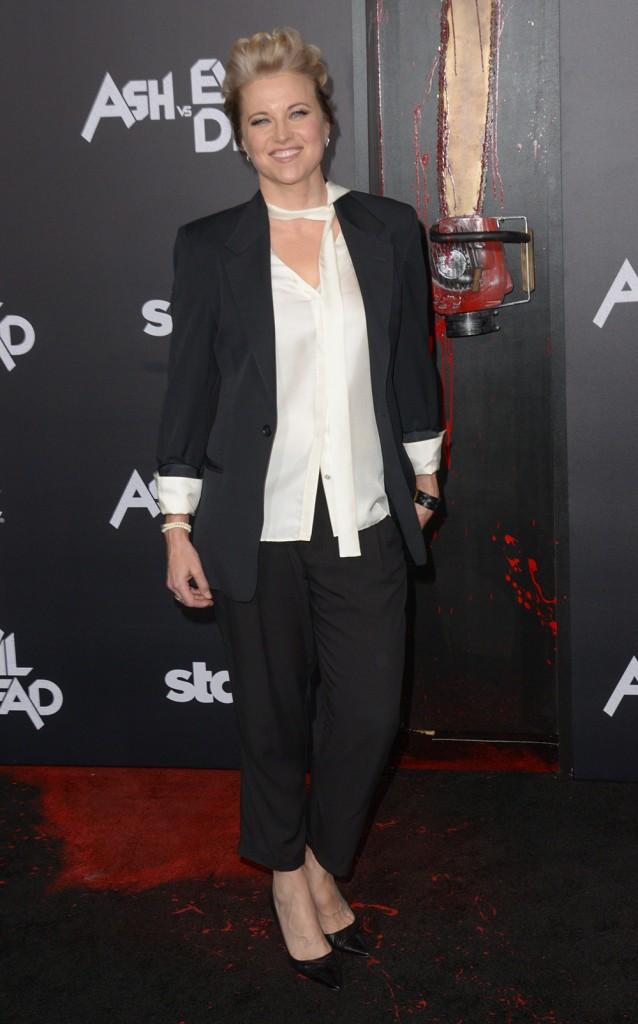STARz presents the Los Angeles premiere of 'Ash vs. Evil Dead'