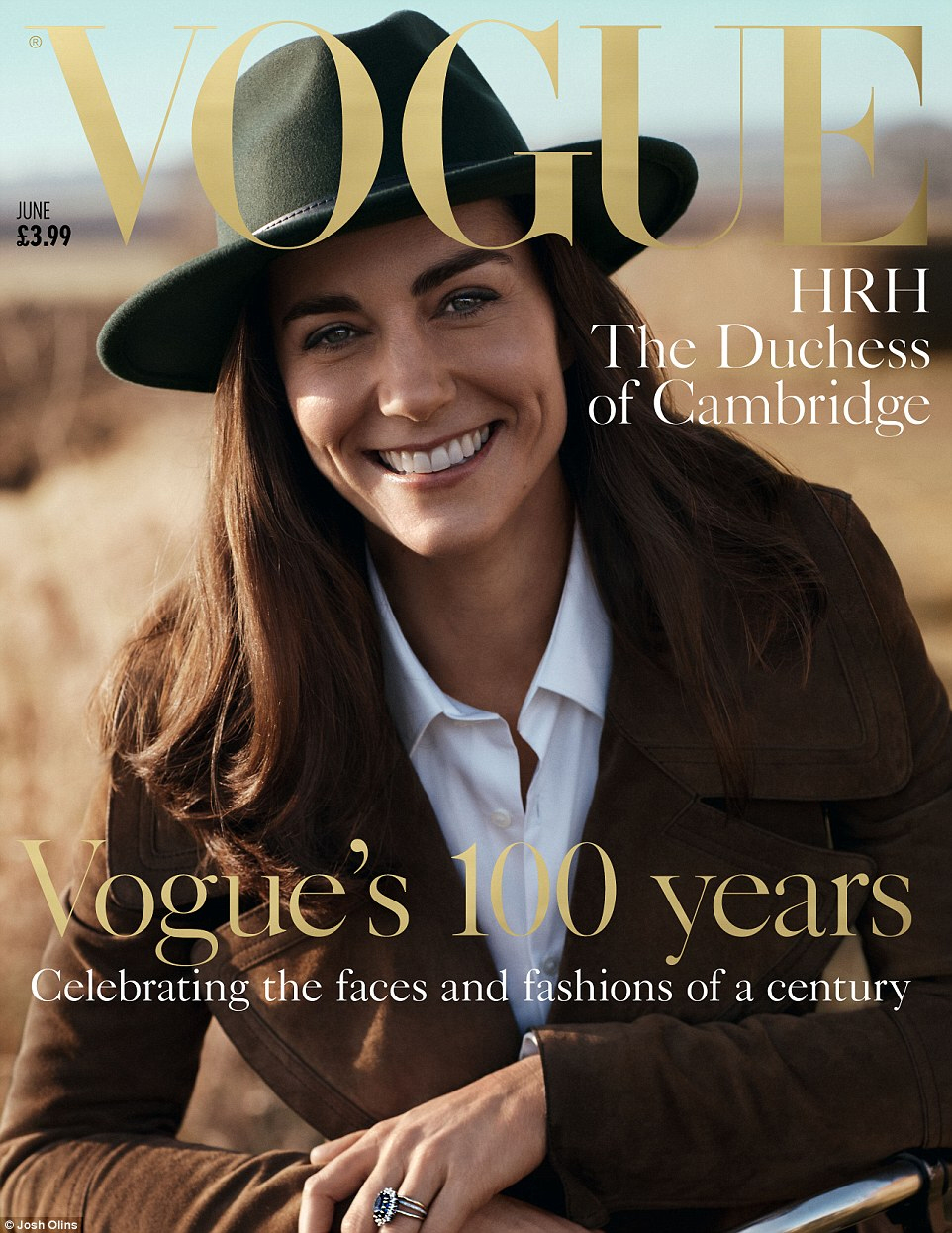 kate vogue cover