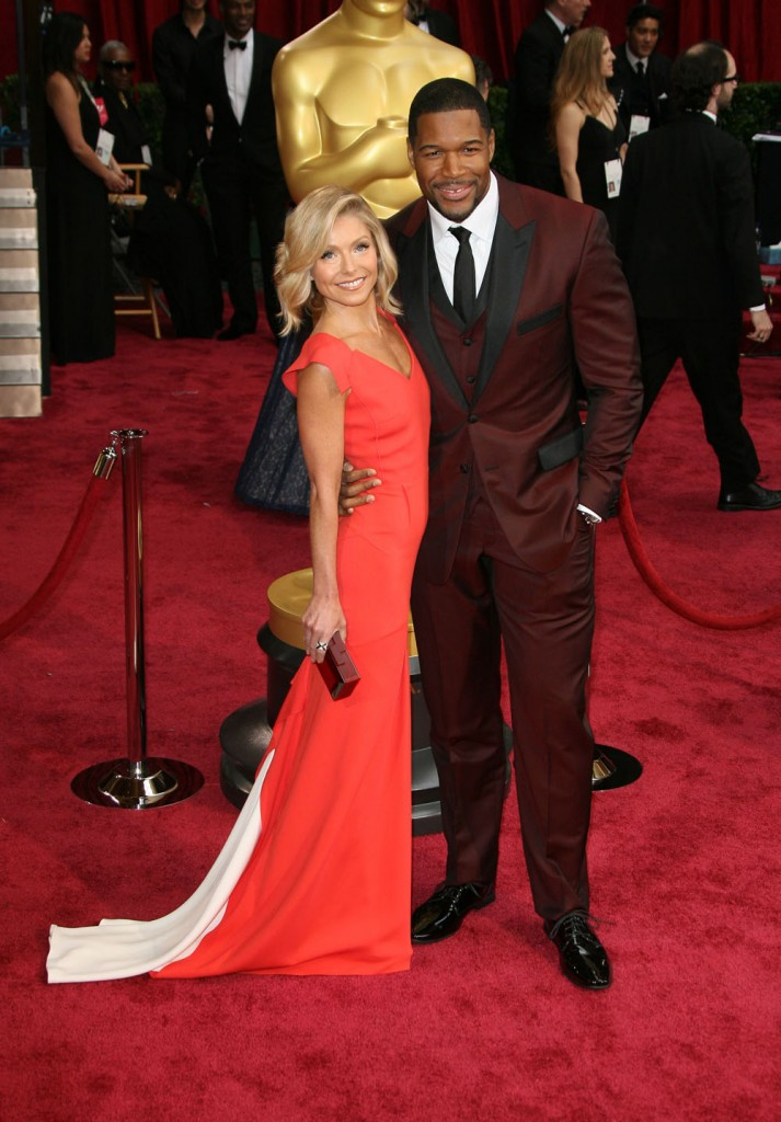 The 86th Annual Oscars - Red Carpet Arrivals