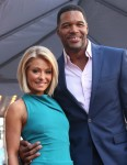Kelly Ripa honored at the Hollywood Walk Of Fame