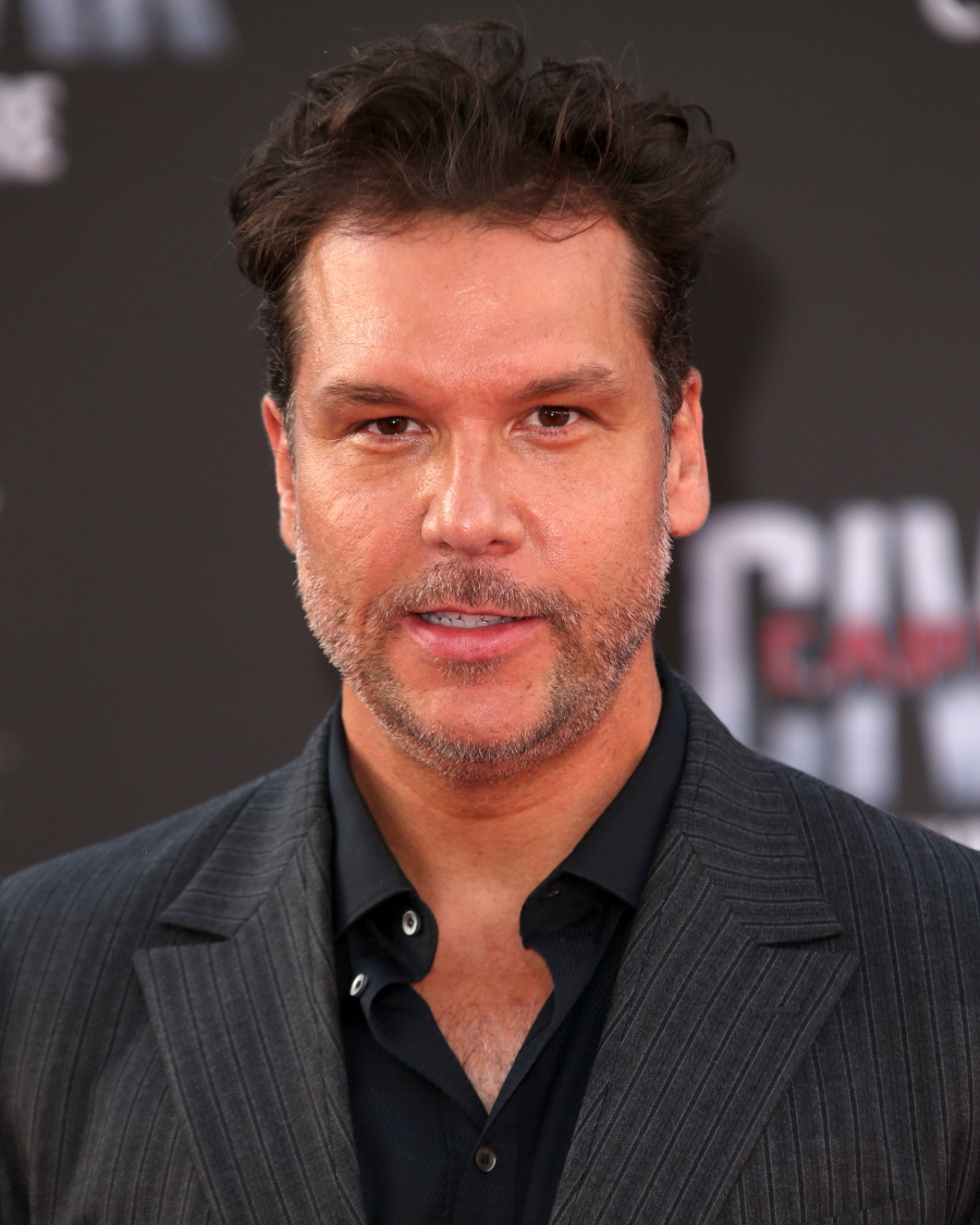 Cele|bitchy | Star: Dane Cook is so Botoxed, 'his eyebrows ...