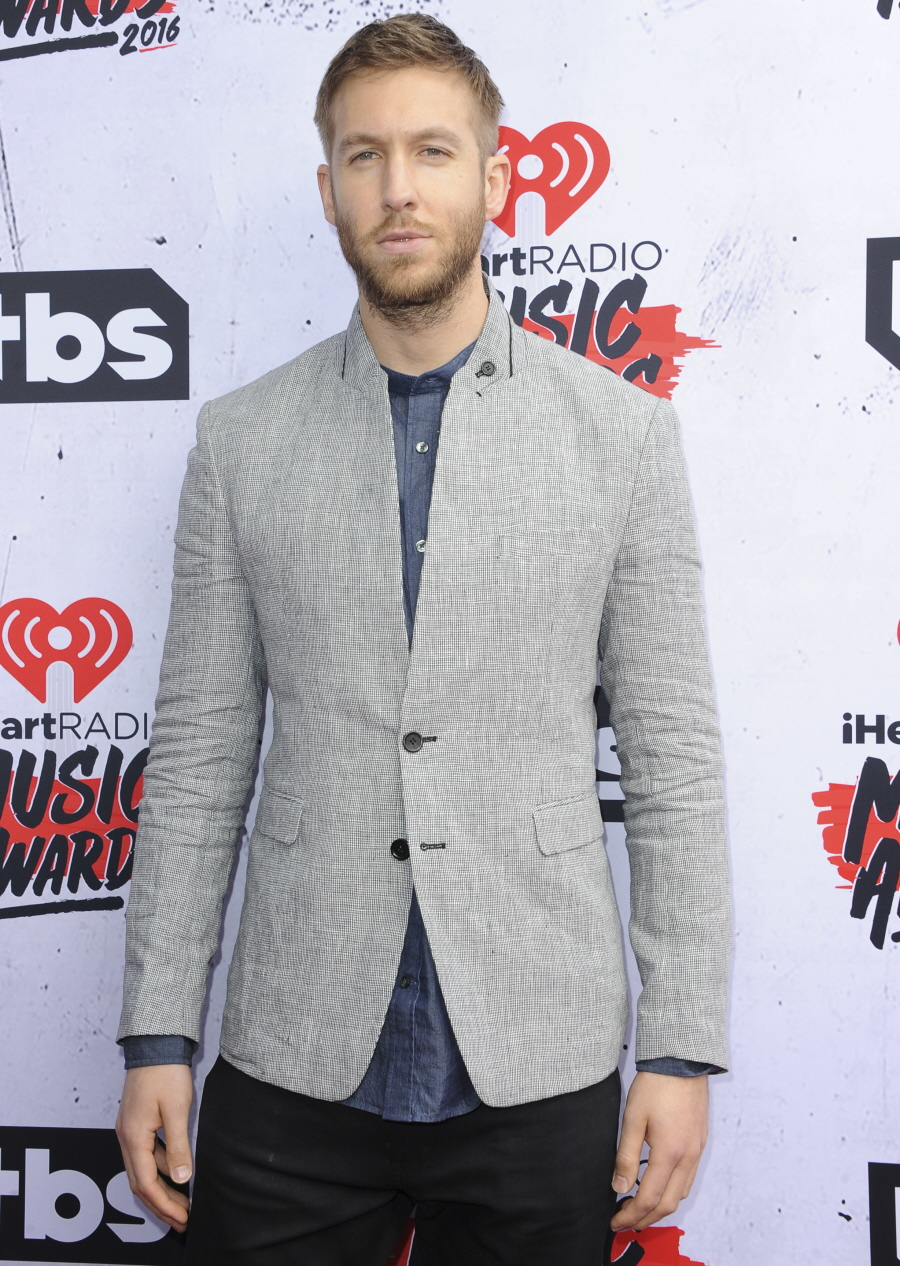 Calvin Harris walked out of a hospital when he wasn't given a private room