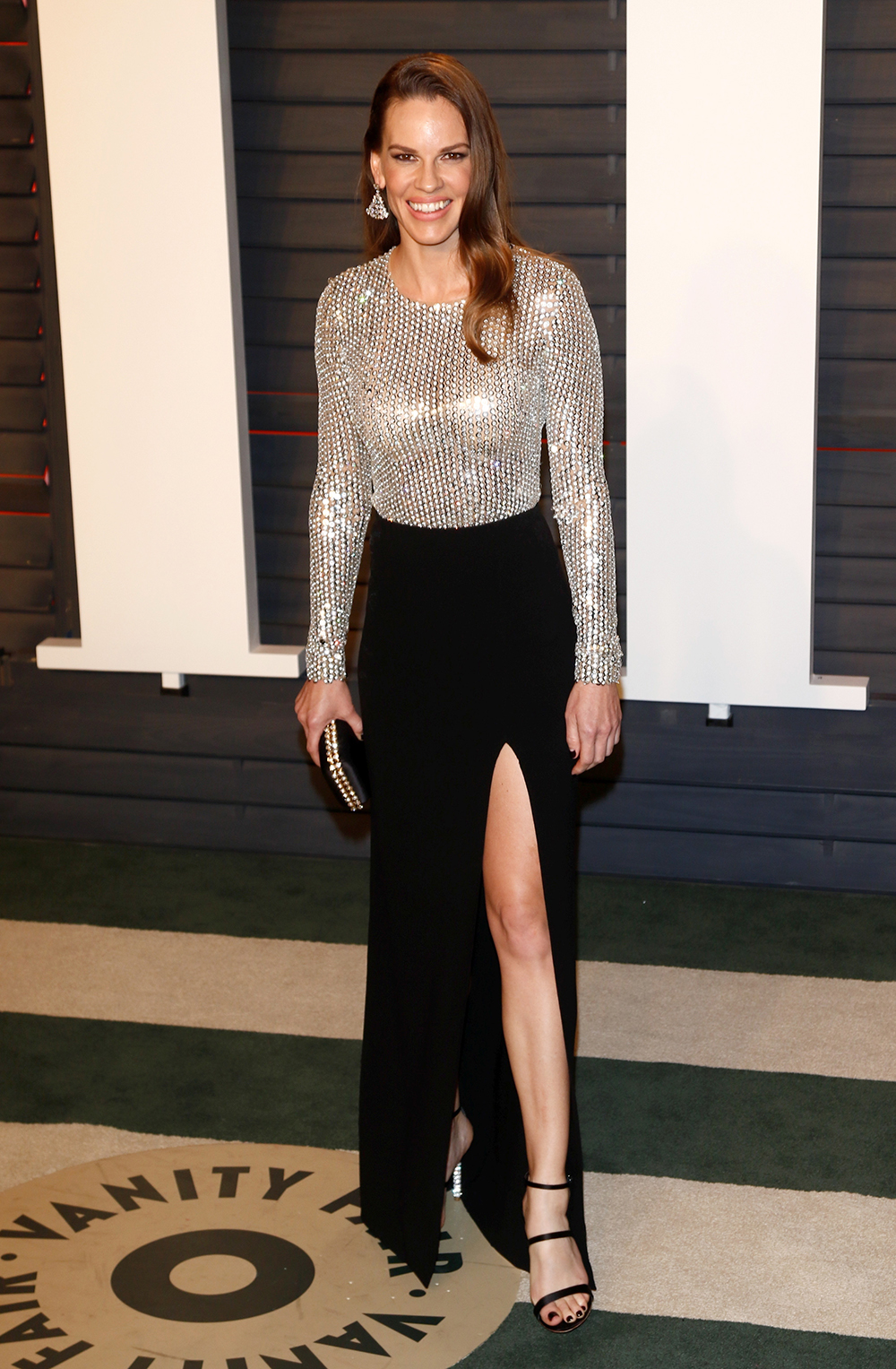 Cele|bitchy | Hilary Swank adds her engagement to the ...