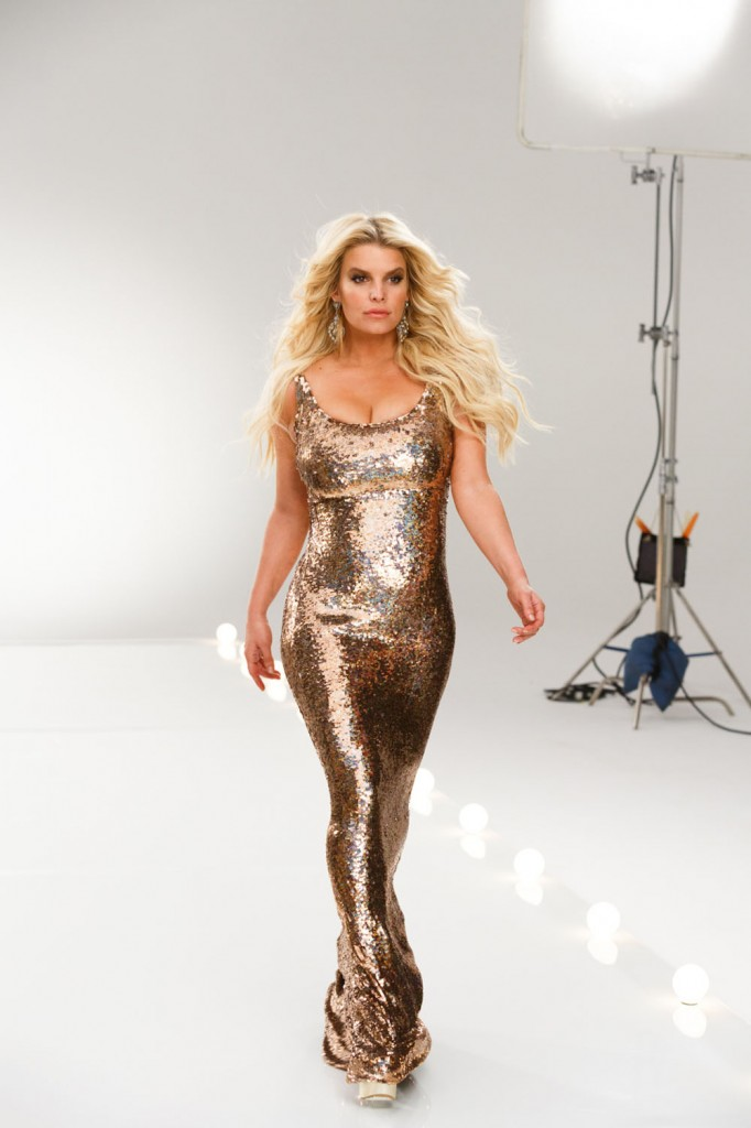 Jessica Simpson partners with Budget Car Rental