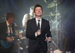 Rick Astley performs at Liverpool Philharmonic Hall