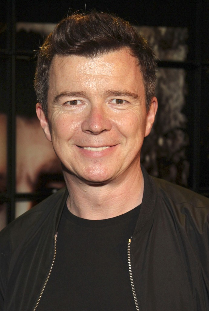 celebitchy rick astley never gave us up � and tops the