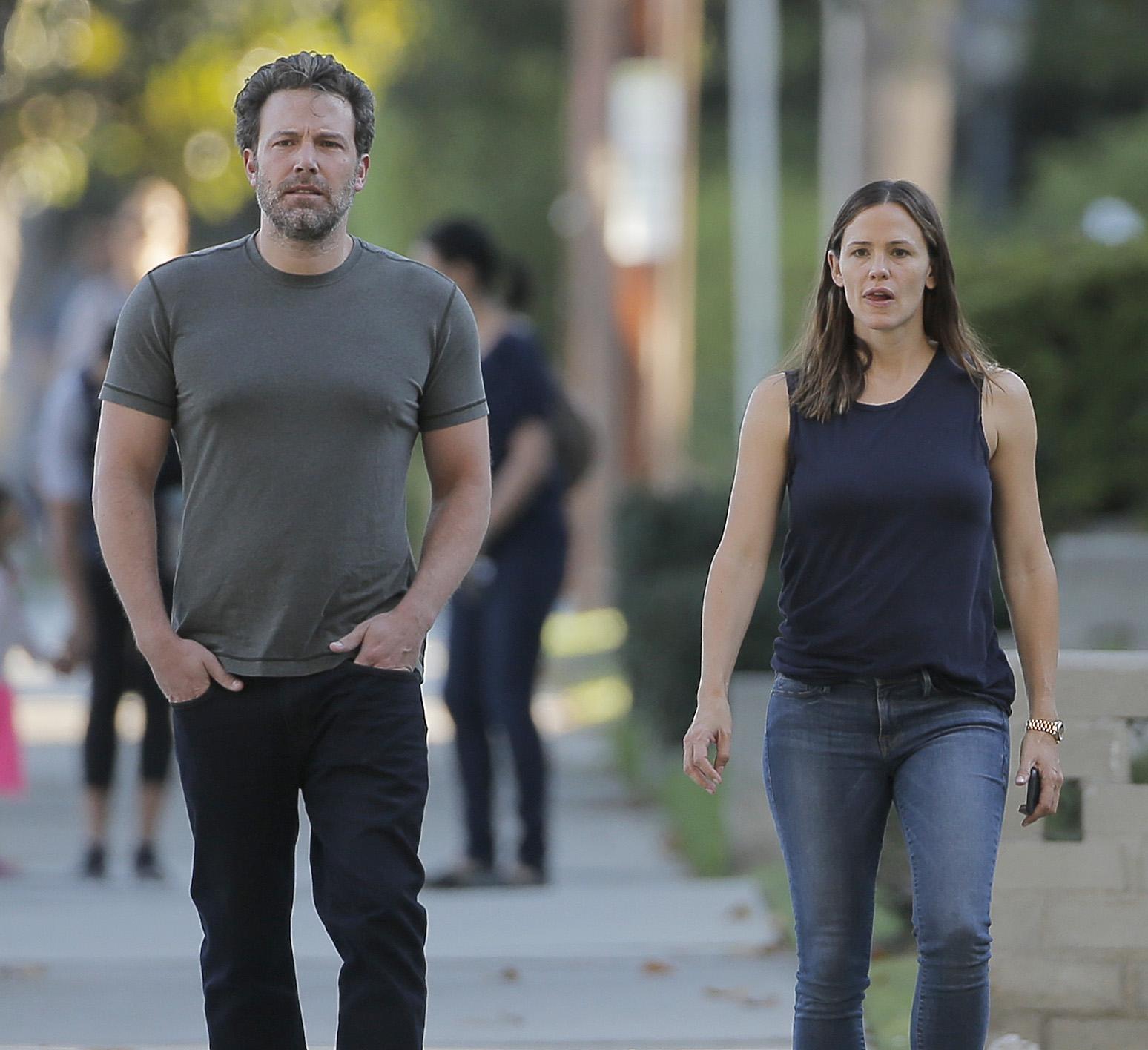 Cele|bitchy | Jennifer Garner and Ben Affleck went to ... Ben Affleck And Jennifer Garner