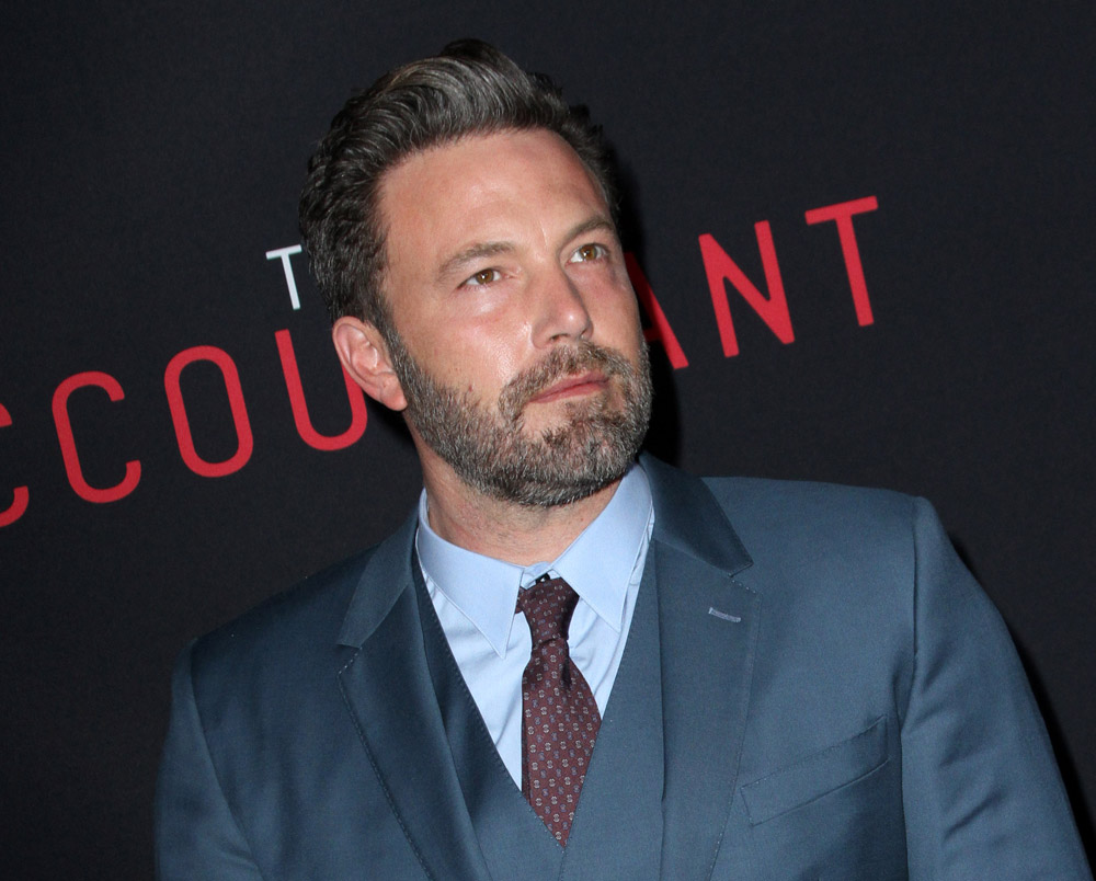 The Accountant Premiere