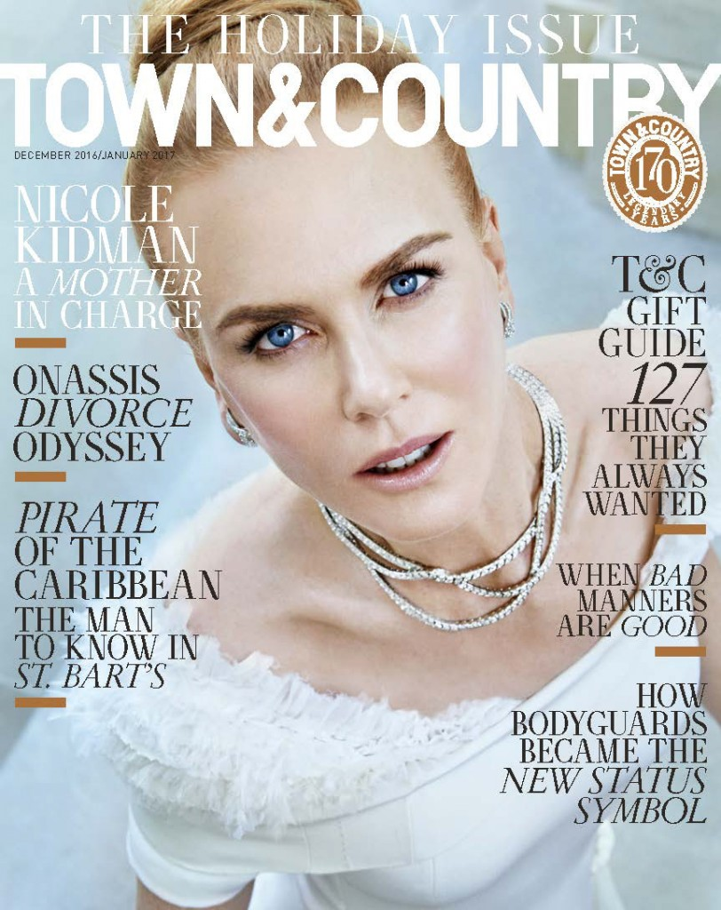 T&C Dec-Jan Cover - White