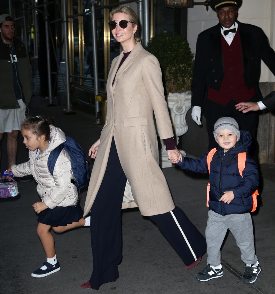 celebrity style homes news ivanka trump jared kushner washington