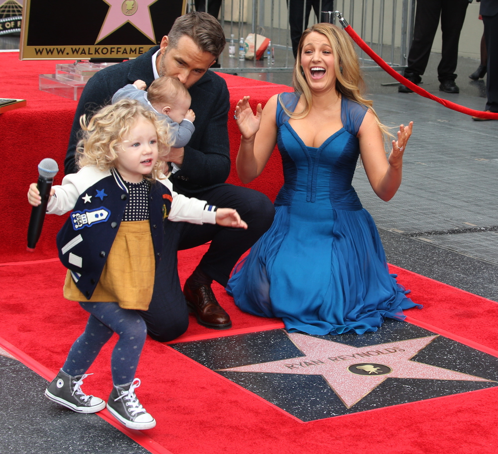 Cele|bitchy | wenn30625569 Blake Lively Daughter