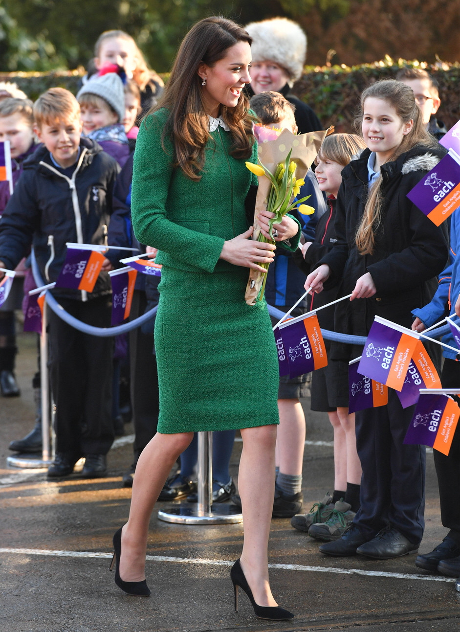 161215PCN_DuchessCambridgeMGS003  bitchy | Duchess Kate is 'fortunate' to be an actual princess as a result of she's 'properly taken care of' 161215PCN DuchessCambridgeMGS003