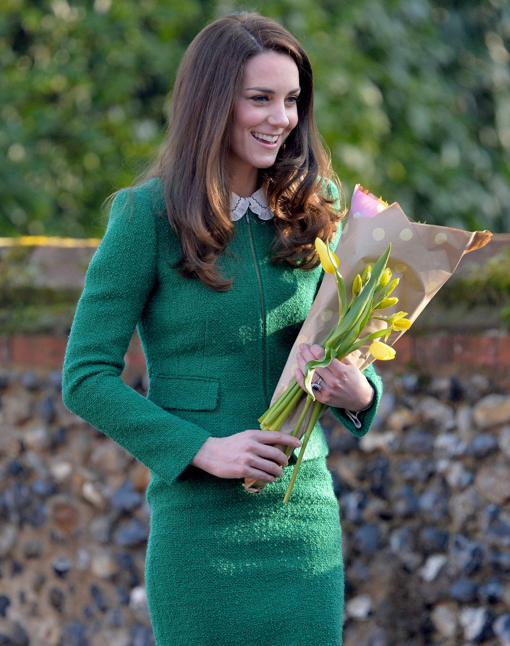 161215PCN_DuchessCambridgeMGS037  bitchy | Duchess Kate is 'fortunate' to be an actual princess as a result of she's 'properly taken care of' 161215PCN DuchessCambridgeMGS037