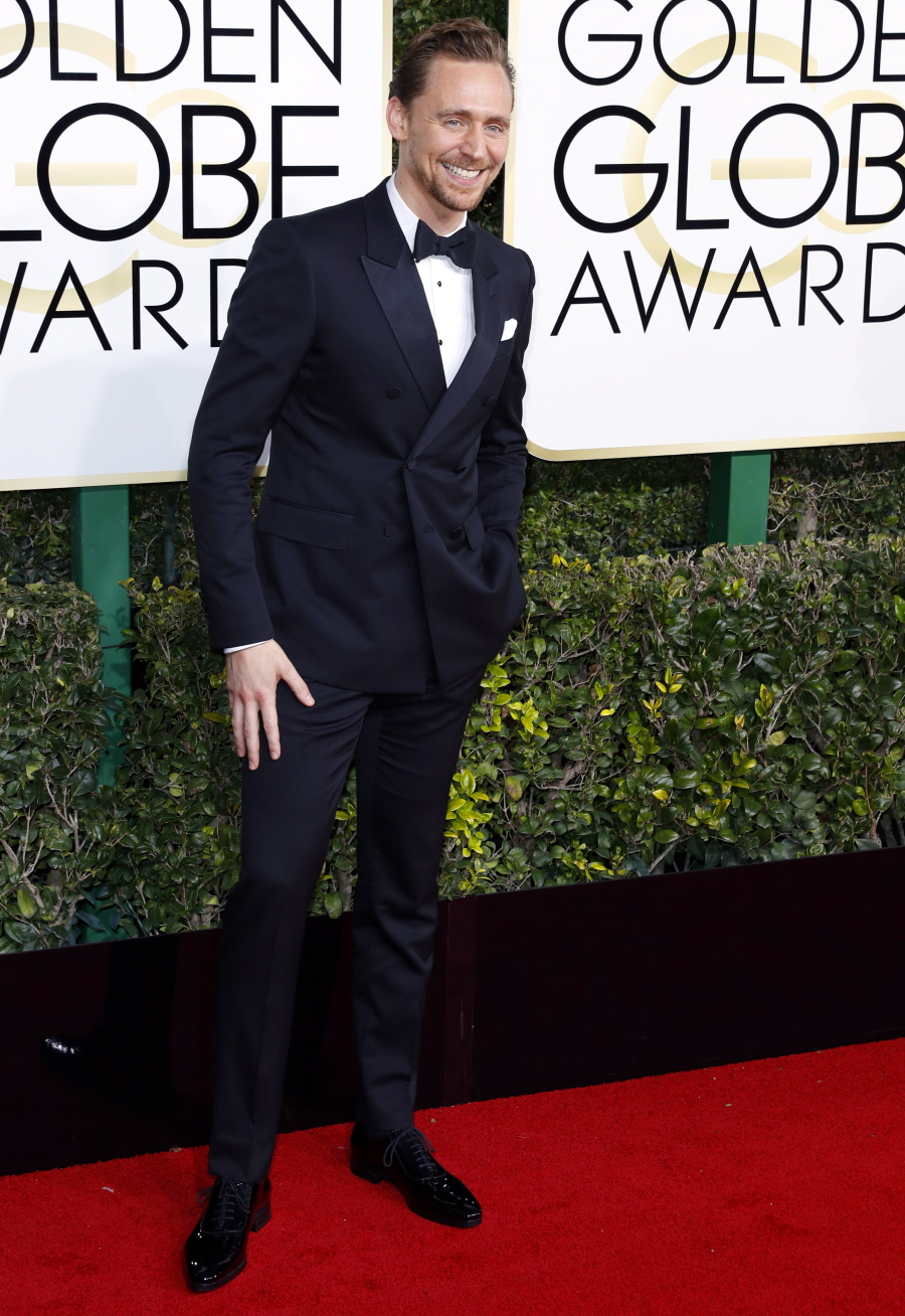 FFN_CHP_Golden_Globes_arrivals_010817_52277449  bitchy | Does Tom Hiddleston want an entire profession makeover after his Globes debacle? FFN CHP Golden Globes arrivals 010817 52277449