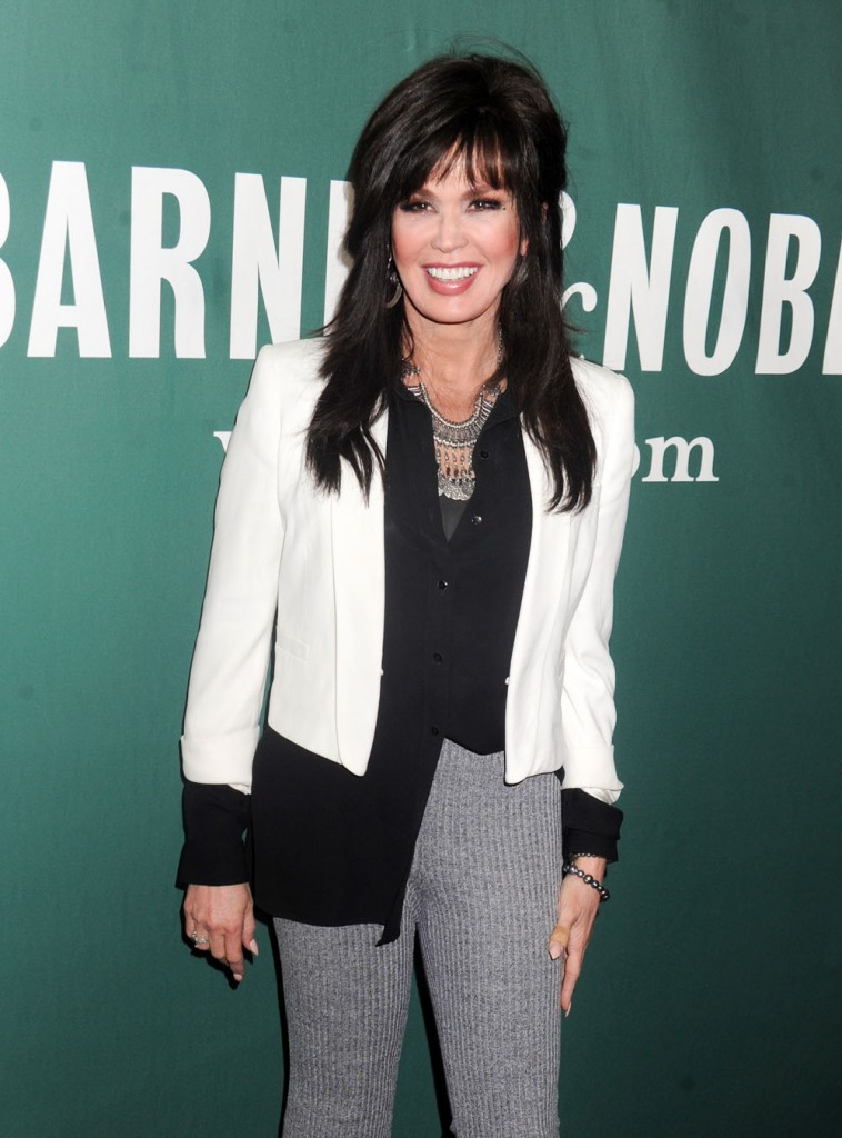 Marie Osmond Holds A CD Signing For 'Music is Medicine' In NYC