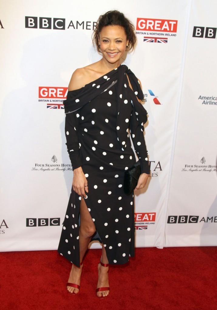 FFN_RIJ_BAFTA_TEA_010717_52275614  bitchy | Thandie Newton in Monse on the BAFTA tea celebration: quirky cute or simply bizarre? FFN RIJ BAFTA TEA 010717 52275614