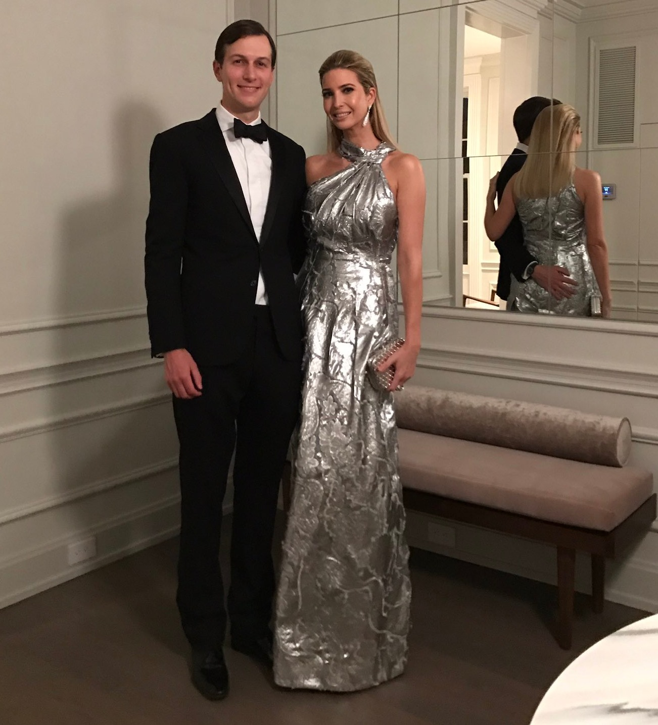 23rd Annual Screen Actors Guild Awards  bitchy | Donald Trump is 'unusually fraught' when Jared Kushner observes Shabbat Ivanka jared