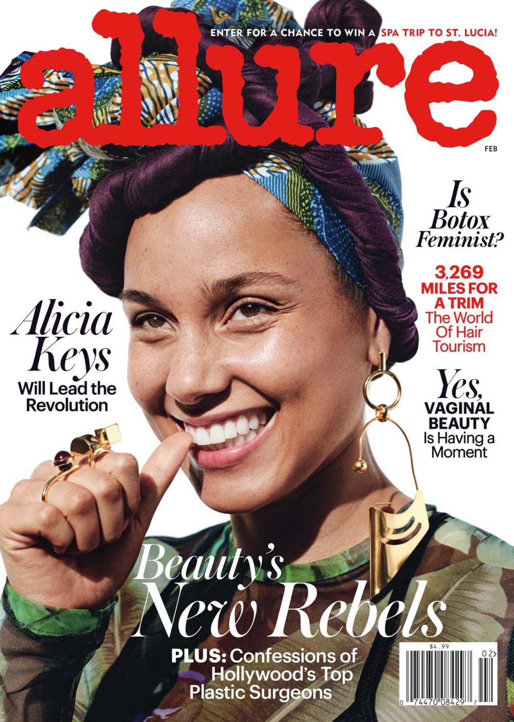 alicia allure  bitchy | Alicia Keys: 'I'm so irritated on the means we pressure boys to be faux robust' alicia allure