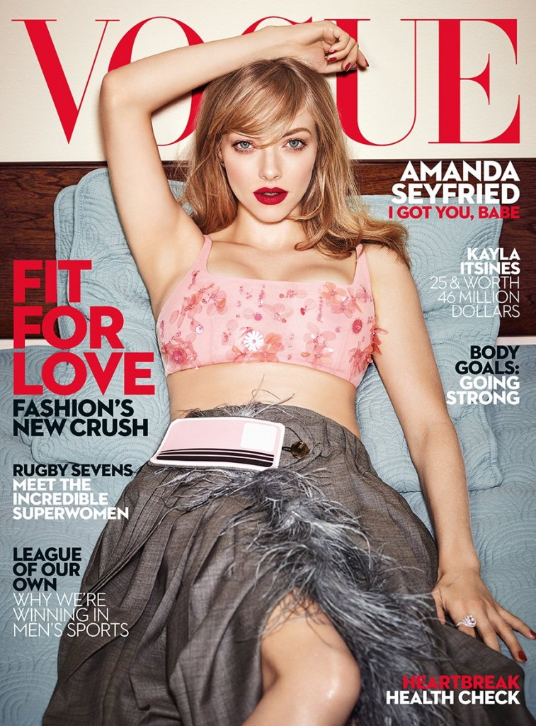 amandaseyfriedvogue  bitchy | Amanda Seyfried on her engagement: I've by no means been extra excited in my life amandaseyfriedvogue
